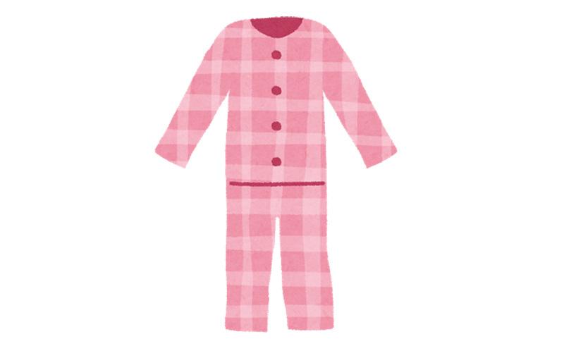 ニューハーフヘルスの出稼ぎ時に持って行きたいパジャマ