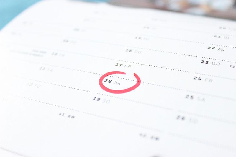 ニューハーフクラブの面接に前に確認したい出勤日数